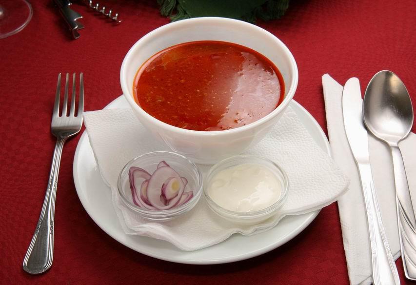 Csülkös bableves (csésze)